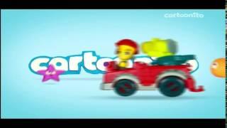 Cartoonito UK Play-Doh Town Sponsorship Bumper
