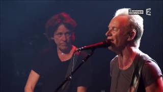 Sting   Englishman in New York   Live Le Bataclan Paris 2016