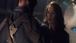 Captain America - Steve Rogers & Peggy Carter