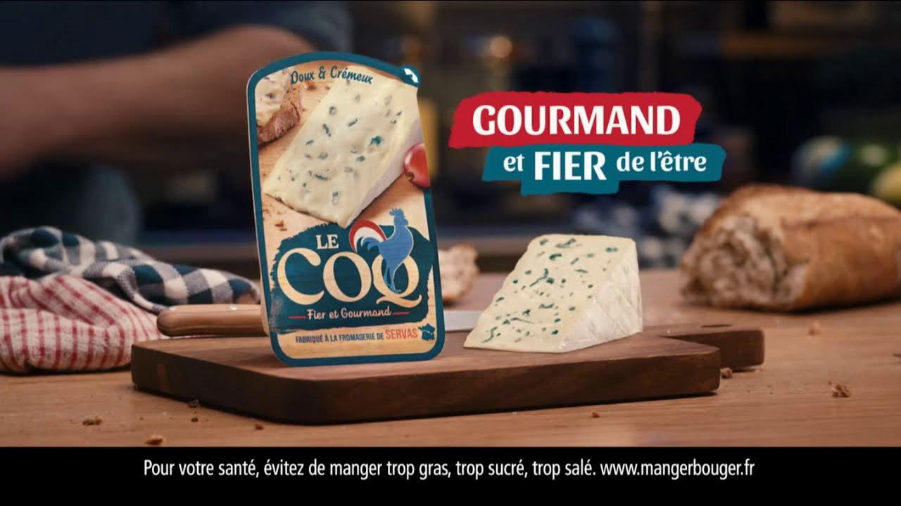 """Musique de la pub Bleu Le Coq """"gourmand et fière de l'être""""  2021"""