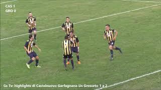 Eccellenza Girone A Castelnuovo G.-Grosseto 1-2 (GS TV)