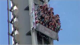 HD Dream World Gold Coast Tower of Terror 2
