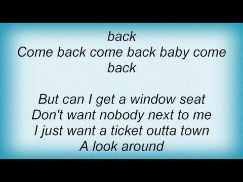 Erykah Badu - Window Seat Lyrics