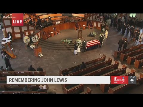 John Lewis: In essay published on day of his funeral, the late ...