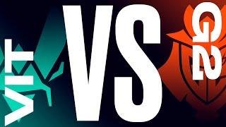 VIT vs G2 - Неделя 6 День 1 | 2021 LEC Летний сплит | Team Vitality vs. G2 Esports