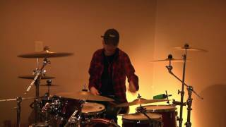 migos feat lil uzi vert bad and boujee drum cover by josh decoster
