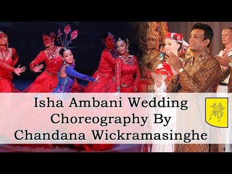 chandana-dancers-|-great-mukesh-ambani-daughter-wedding