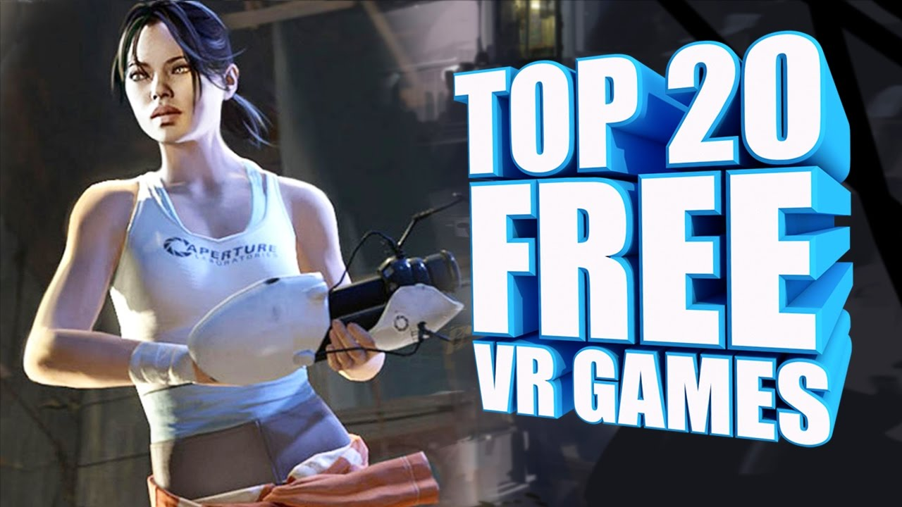 20 Free VR Games for the HTC Vive and Oculus Touch