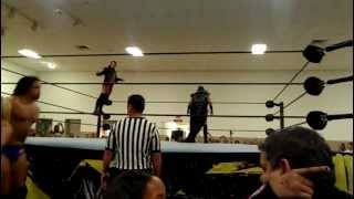 CJ Parker & Mike Dalton vs the Ascension