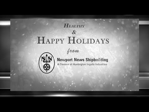 Newport News Shipbuilding: Holiday Health