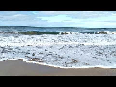 Sound of waves at Golden Beach, Victoria, Australia