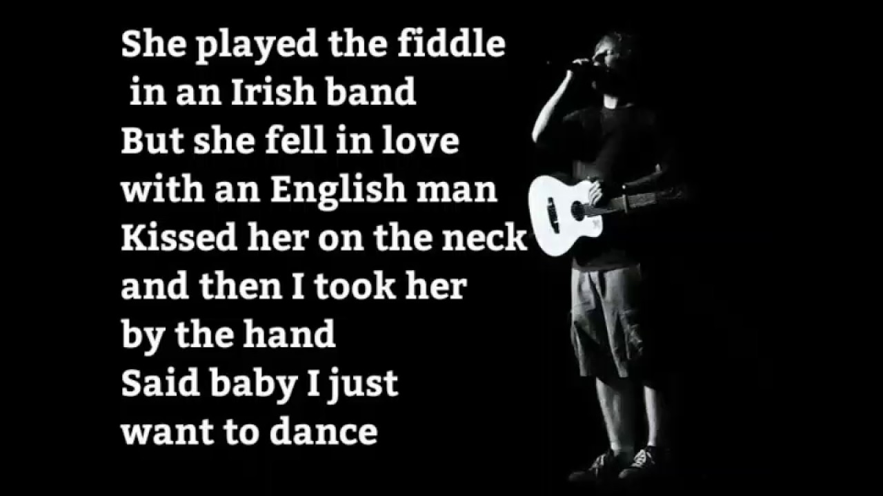 Galway Girl Lyrics