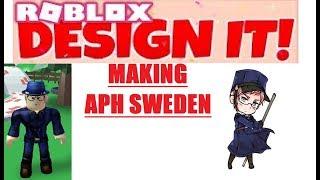 Roblox le concevoir: MAKING APH SWEDEN
