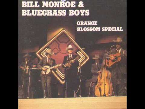 Bill Monroe - Orange Blossom Special (Live)