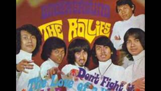 "THE ROLLIES ""Gone Are The Song Of Yesterday"""