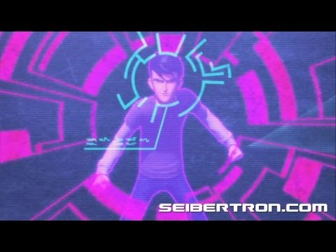 """TRANSFORMERS PRIME: SEASON TWO  """"Flying Mind"""" clip"""