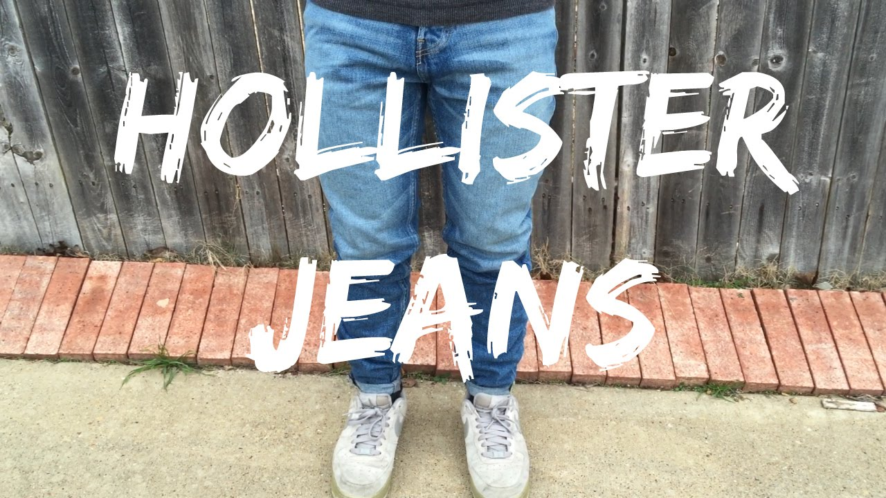 d632f90930d382 Hollister Skinny Jeans - YouTube