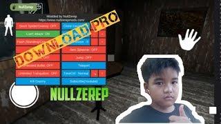 Gambar cover Tutorial cara mendownload granny mod nullzerep/PRO