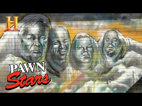 Pawn Stars: CHUM'S GUIDE TO TAGGING YOUR OFFICE (Season 8) | History