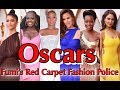 FUMI'S FASHION POLICE, THE OSCARS 2018 RED CARPET REVIEW | Fumi Desalu-Vold