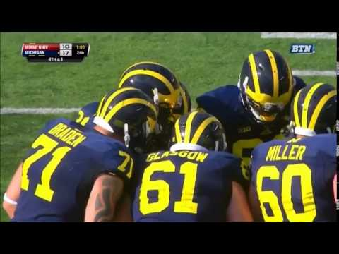 2014: Michigan 34 Miami University 10