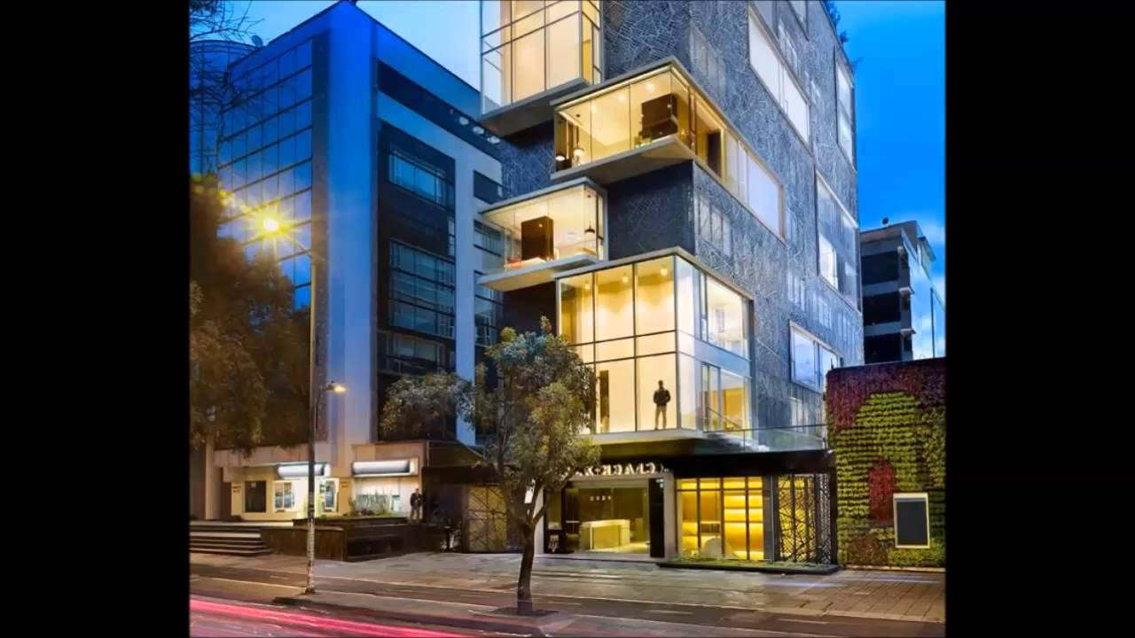 The Click Clack Hotel - Anlisis Arquitectnico