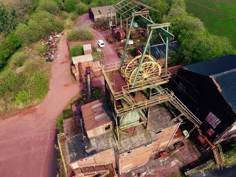 Abandoned Mine (Drone Footage)