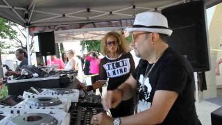 Sunset Ritual with Anane & Louie Vega 6 28 14 Part 1
