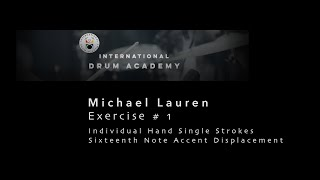 Ex # 1 Michael Lauren