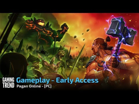 Pagan Online - Gameplay - PC [Gaming Trend]