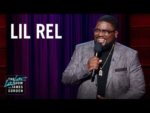 Lil Rel Howery Stand-up Comedy