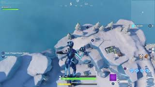 Bug inside Ice Fortnite