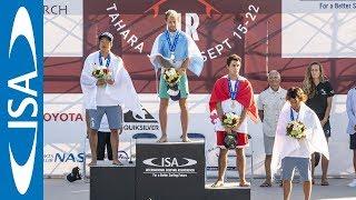 Mondiaux ISA : Santiago Muniz prive Igarashi du titre, la France provisoirement sur le podium