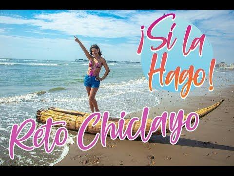 #SíLaHago: Reto en Chiclayo - Pia Copello