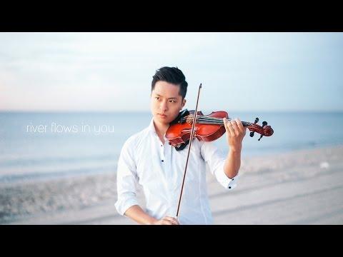 River Flows In You  Yiruma  Violin   Daniel Jang