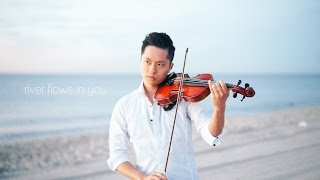 River Flows In You Yiruma Violin cover by Daniel