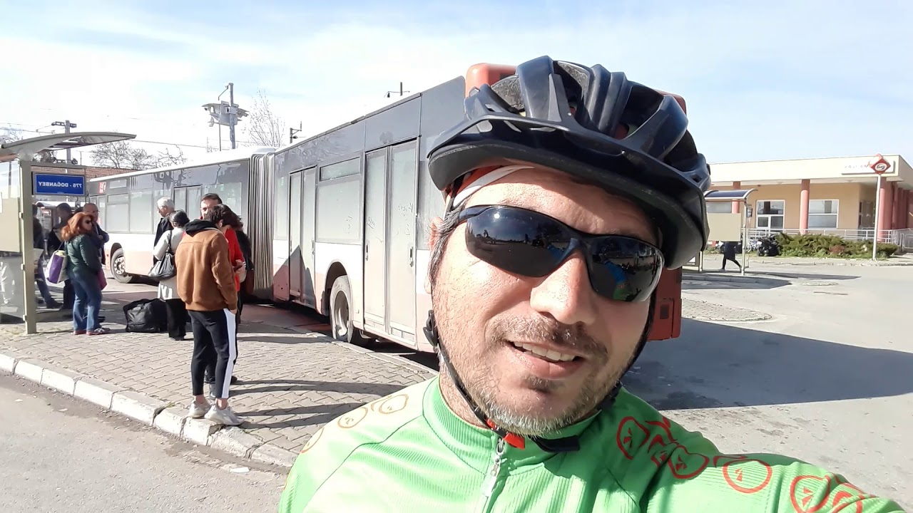Velican özel bisiklet haberci ali - iZMiR bisiklet tur