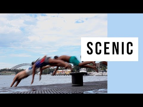 Scenic Place To Swim In Sydney Harbour