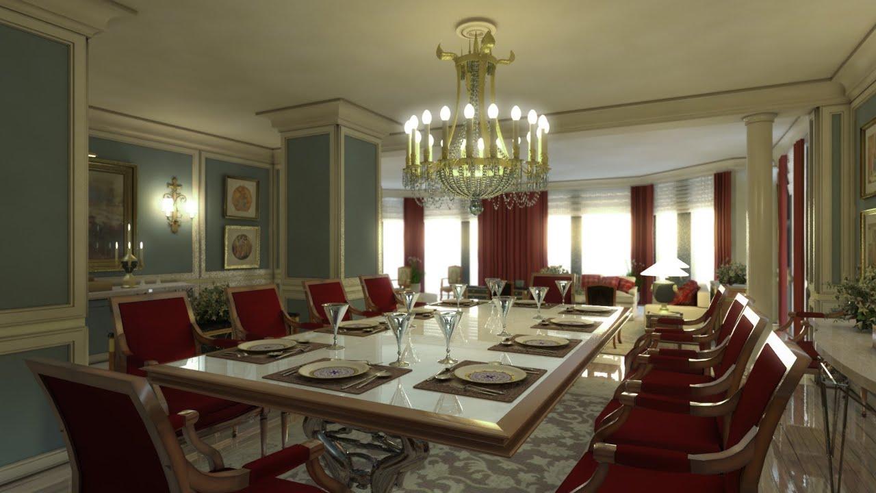 Marvelous Beautiful Luxury Interior Design Style Visualization | Moko3D   YouTube