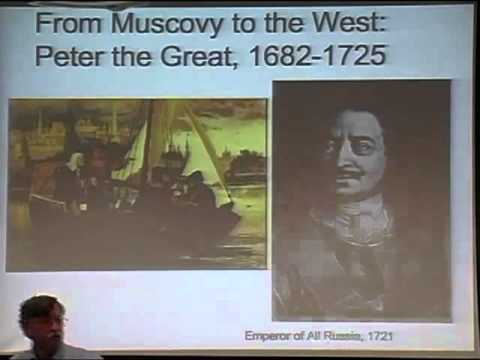 Russia: Empire to revolution (Oct. 6 class)
