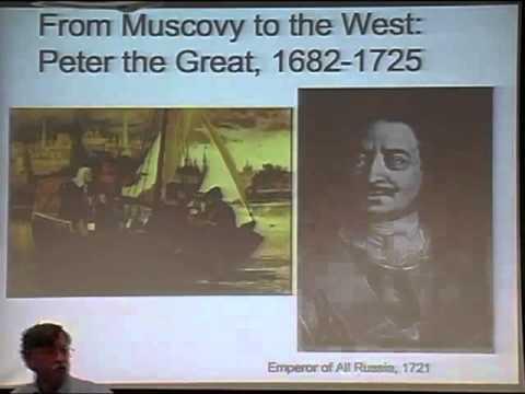 Russia: Empire to revolution (Oct. 6 class)