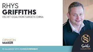 "Rhys Griffiths | ""Velvet coalition targets China"""