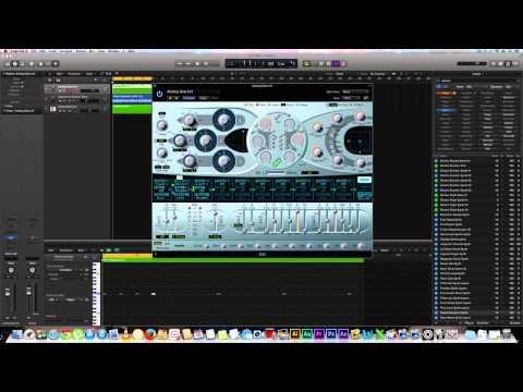 Sound Design Kick Drum in Logic Pro X