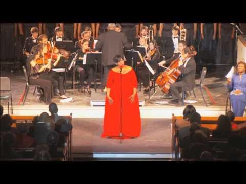 How Great Thou Art - Dr. Valerie Anne Jones-Francis, Soprano (w/ Dillard University Concert Choir)