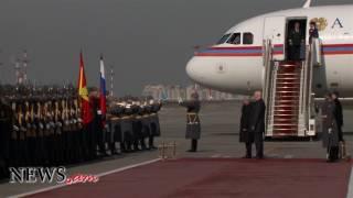 Սերժ Սարգսյանը ժամանել է Մոսկվա