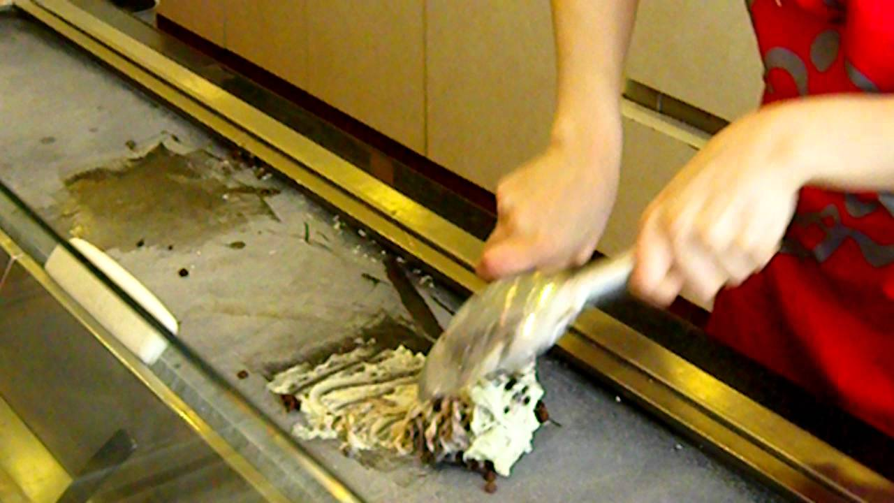 Cold stone ice cream making process youtube cold stone ice cream making process ccuart Image collections
