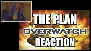 The Plan Overwatch Cinematic Reaction  Junkertown Map Teaser  Overwatch  TradeChat