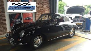 Motor clean série classique Porsche 356