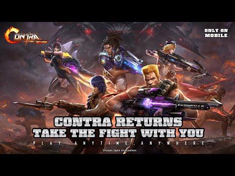 Contra Returns Pre-registration Official Trailer