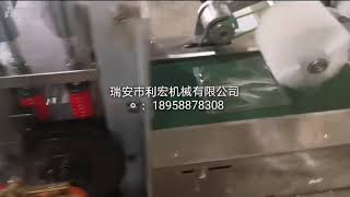 KN95 마스크 포장기